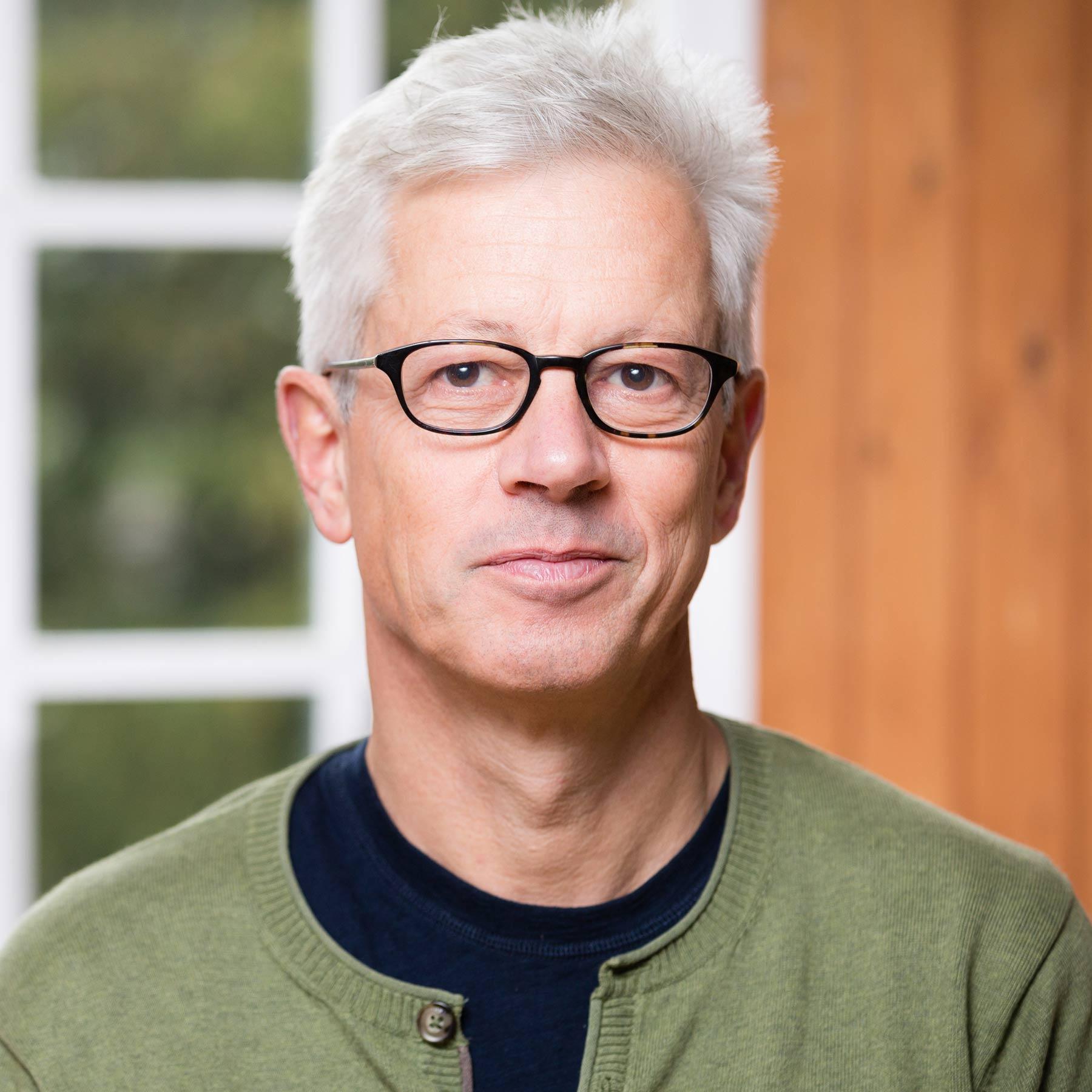 Hugh van't Hoff - F4L Director & Founder