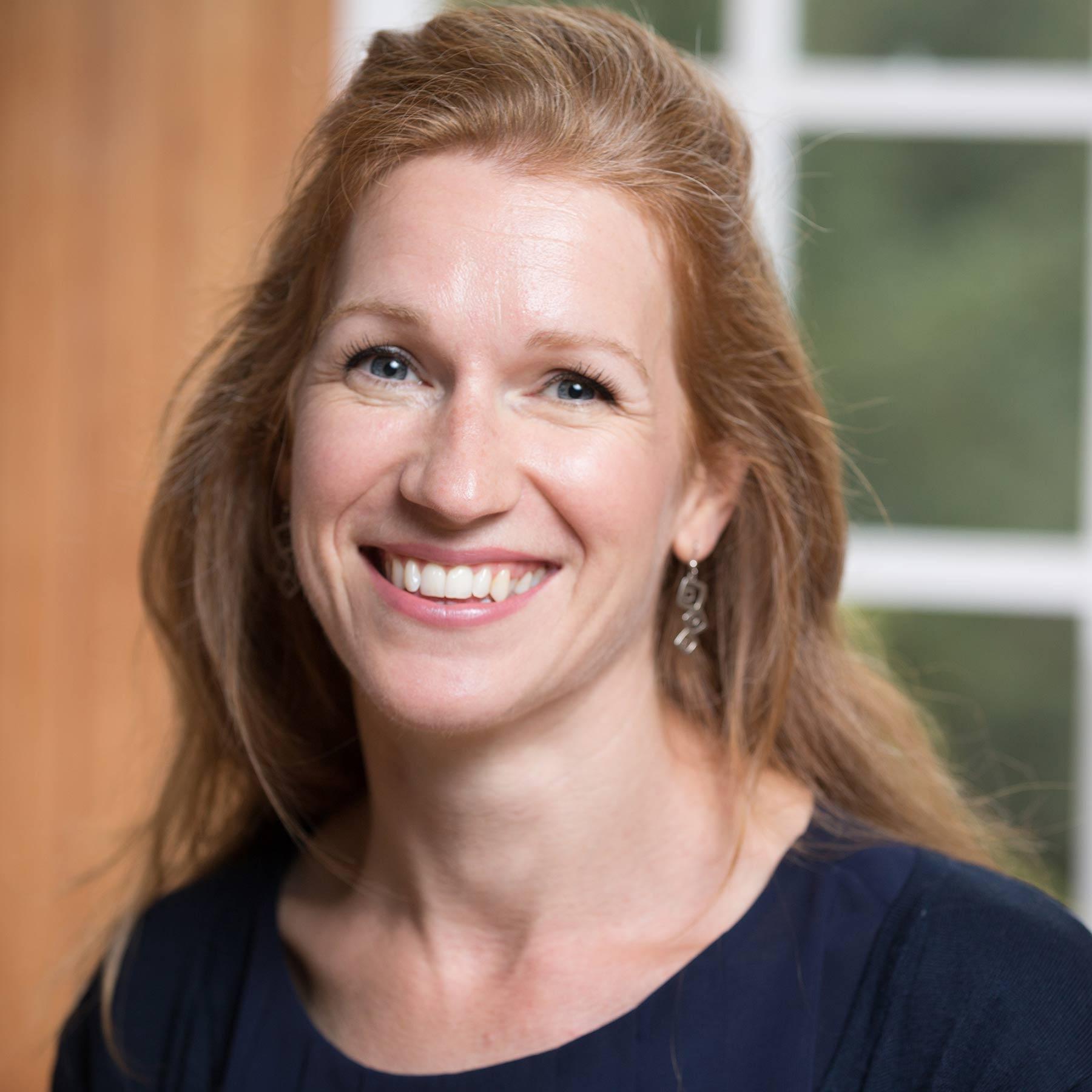 Kelly Green - F4L Schools Coordinator